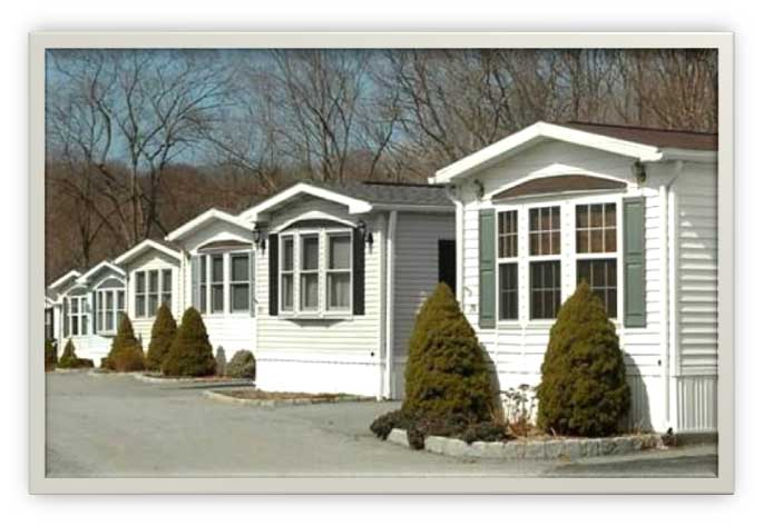Loans for homes in Trailer Parks and MH Communities